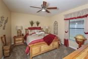 Guest bedroom - Single Family Home for sale at 220 Broadmoor Ln, Rotonda West, FL 33947 - MLS Number is C7248036