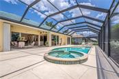 Something for everyone: hot, cool, sun, shade. - Single Family Home for sale at 931 Linkside Way, Punta Gorda, FL 33955 - MLS Number is C7400849