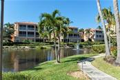 Emerald Isle connecting ponds create tranquility day and night - Condo for sale at 3461 Sunset Key Cir #102, Punta Gorda, FL 33955 - MLS Number is C7413196