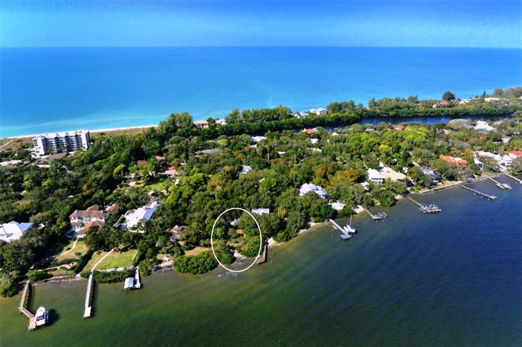 Survey - Vacant Land for sale at 8535 Midnight Pass Rd, Sarasota, FL 34242 - MLS Number is A4146348