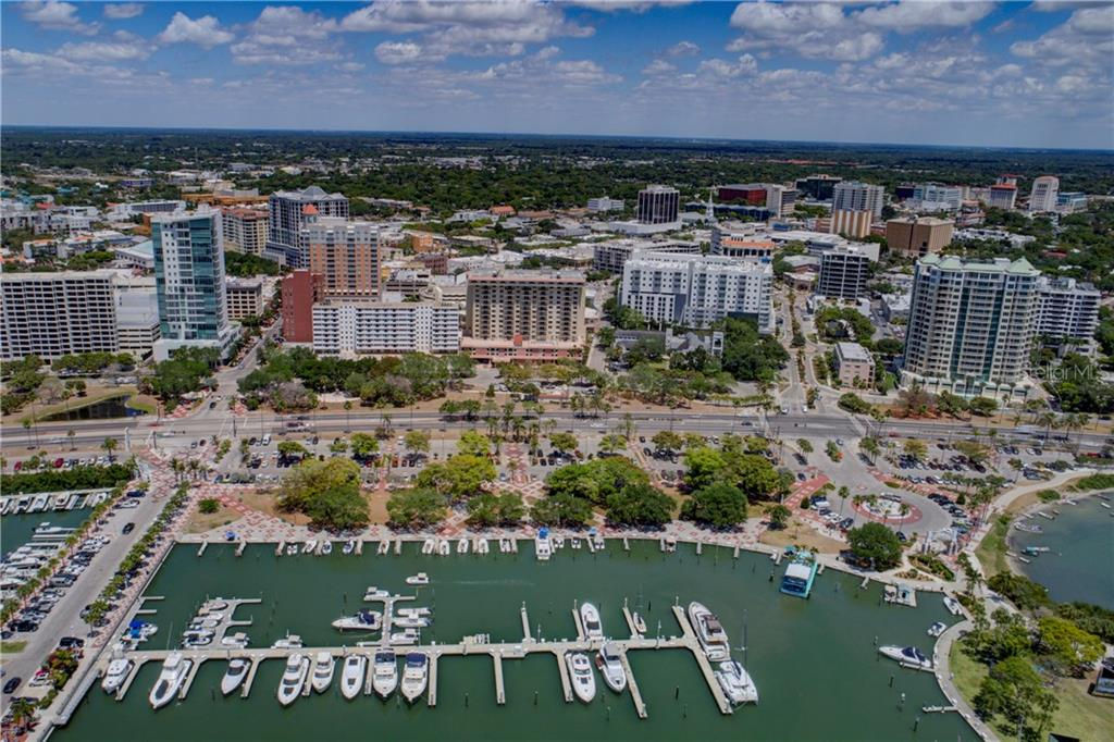 Condo for sale at 101 S Gulfstream Ave #5d, Sarasota, FL 34236 - MLS Number is A4159446