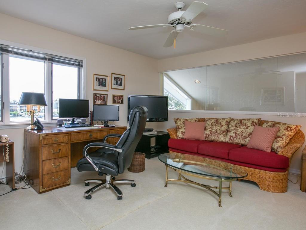Office - Single Family Home for sale at 1272 Riegels Landing Dr, Sarasota, FL 34242 - MLS Number is A4160033