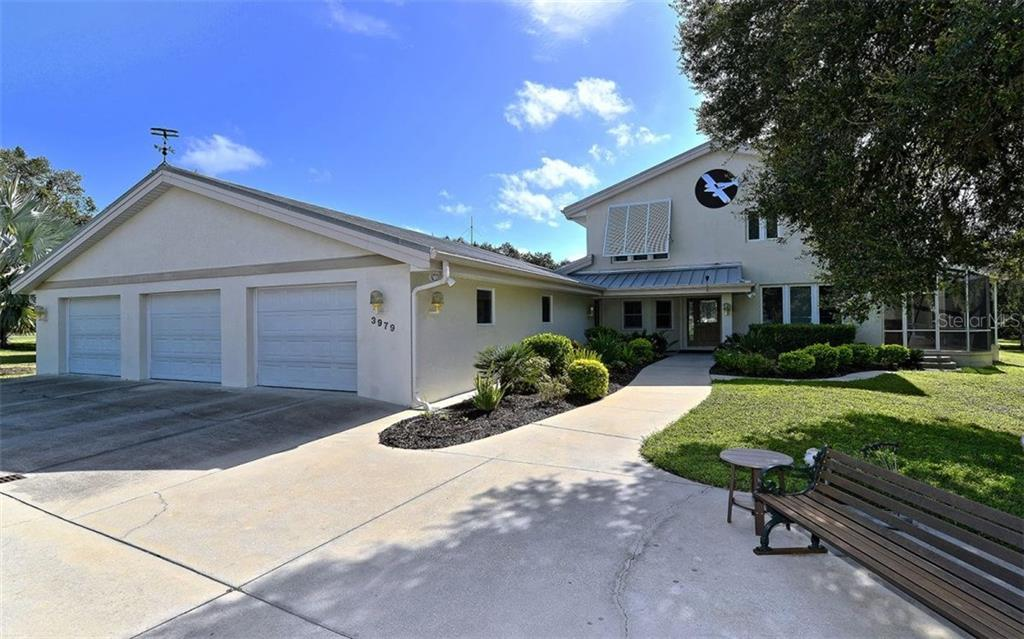 Single Family Home for Sale at 3979 Hidden River Rd Sarasota, Florida,34240 United States