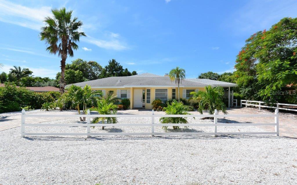Single Family Home for Sale at 444 S Polk Dr Sarasota, Florida,34236 United States