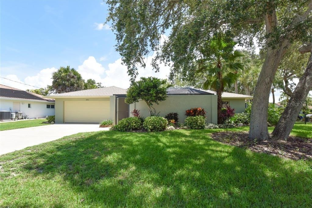 Street view - Single Family Home for sale at 6701 Avenue B, Sarasota, FL 34231 - MLS Number is A4171657