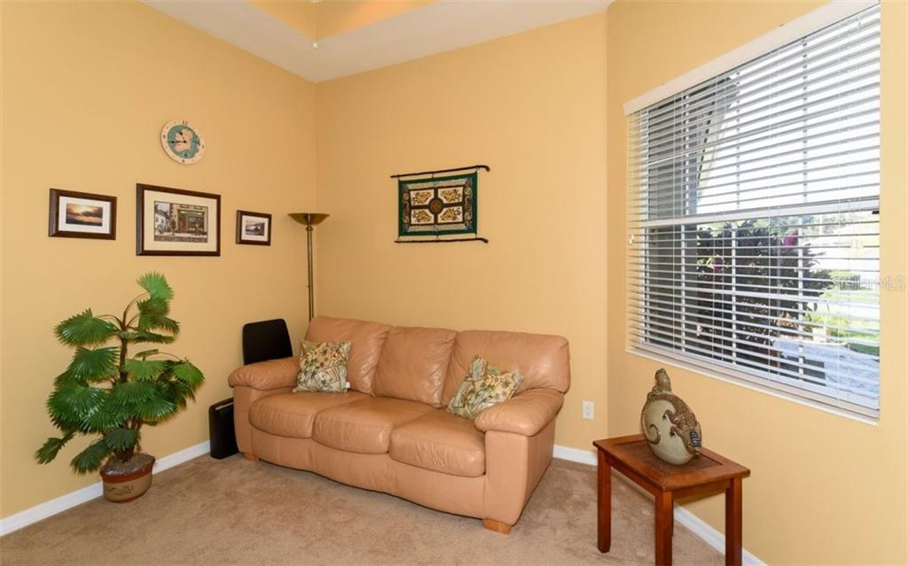 Dining Room/Den/ Office - Single Family Home for sale at 6531 38th Ln E, Sarasota, FL 34243 - MLS Number is A4174191