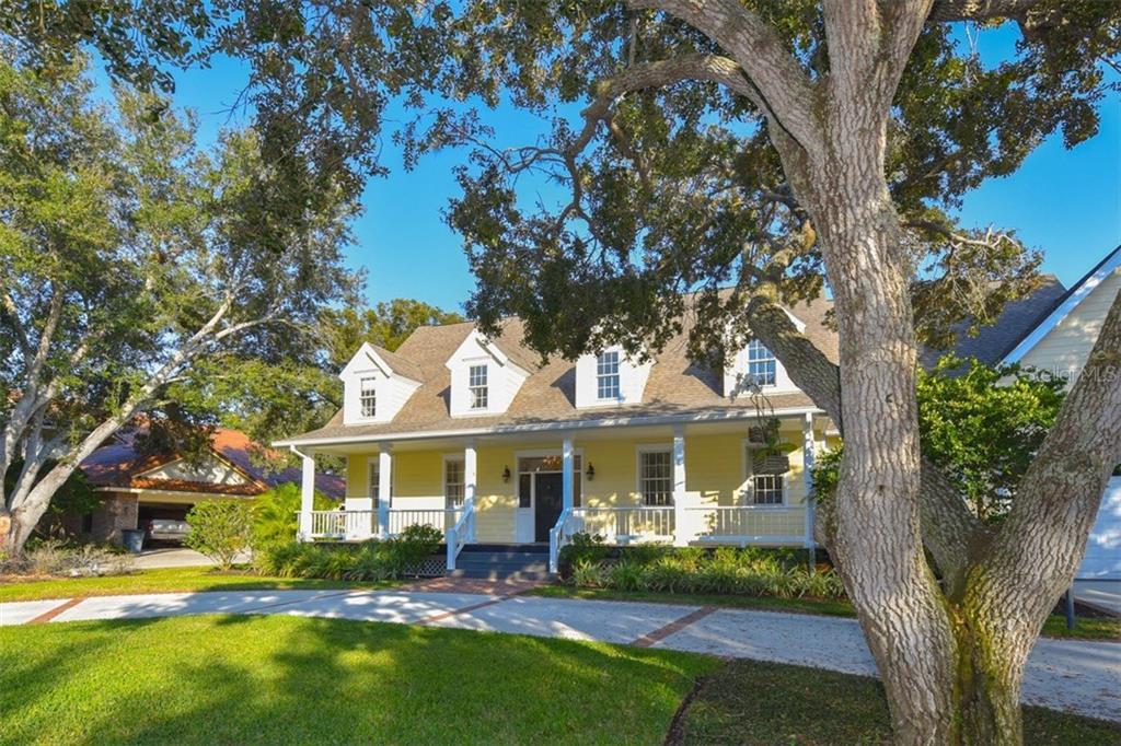 Single Family Home for Sale at 4587 Camino Real Sarasota, Florida,34231 United States