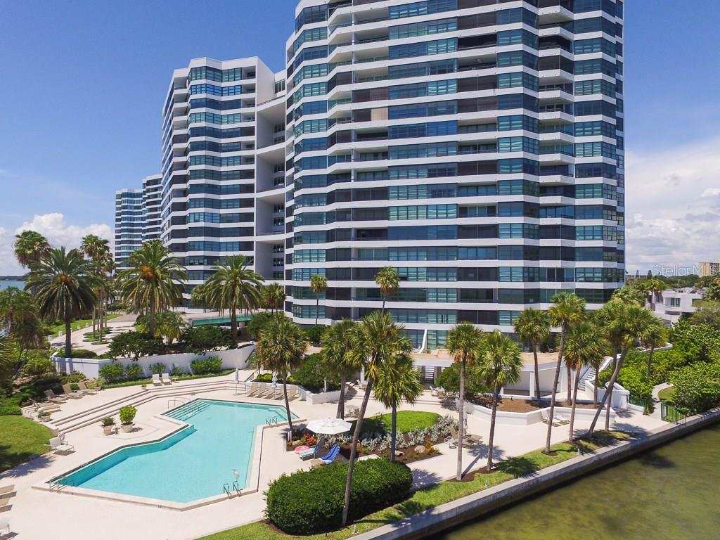 Condo for sale at 888 Blvd Of The Arts #502, Sarasota, FL 34236 - MLS Number is A4177485