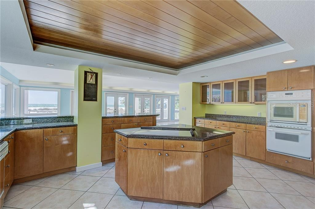 2nd Floor Kitchen - Single Family Home for sale at 811 N Shore Dr, Anna Maria, FL 34216 - MLS Number is A4178184
