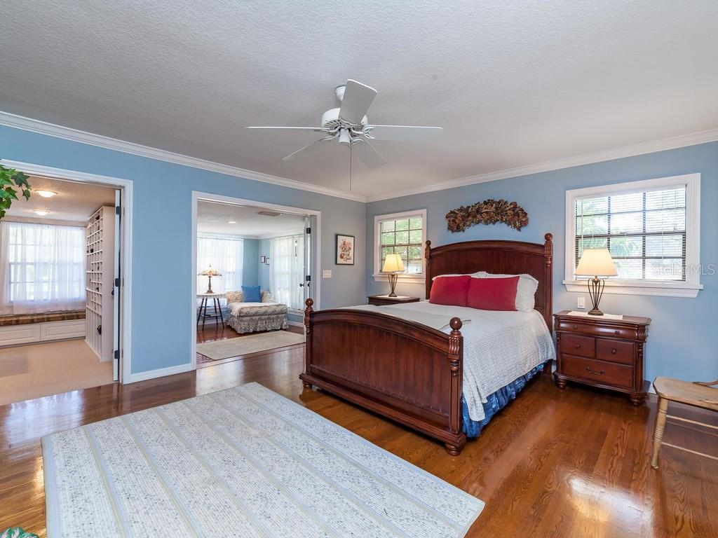 Master Bedroom - Single Family Home for sale at 7812 17th Ave W, Bradenton, FL 34209 - MLS Number is A4178350