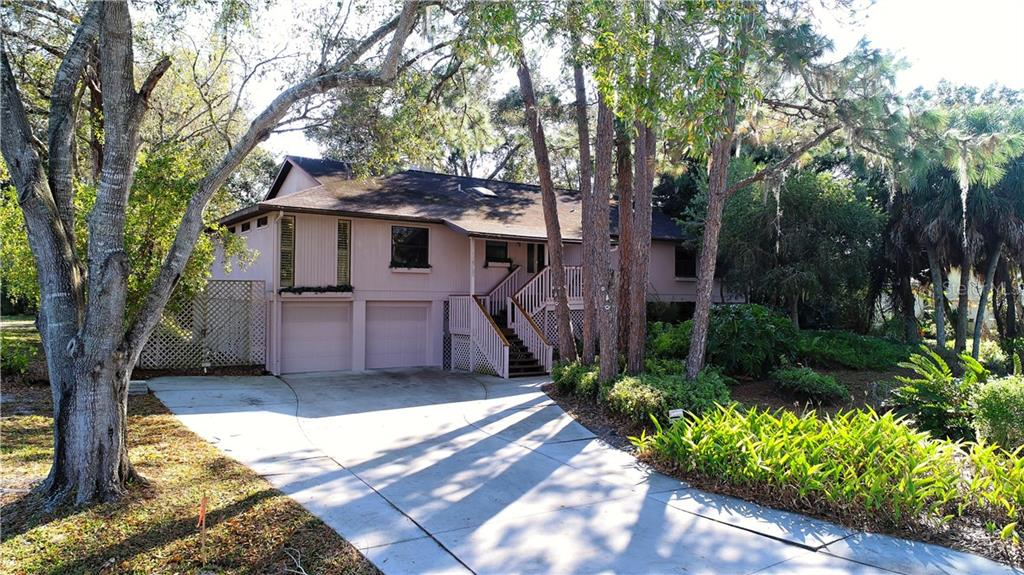 Hammock Improvements - Single Family Home for sale at 1608 Hammock Dr, Nokomis, FL 34275 - MLS Number is A4178835