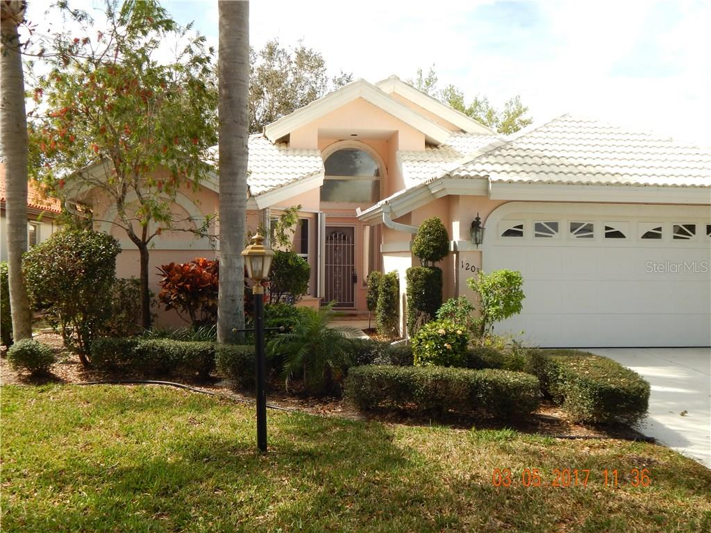 WELCOME HOME - Single Family Home for sale at 1203 Harbor Town Way, Venice, FL 34292 - MLS Number is A4180060