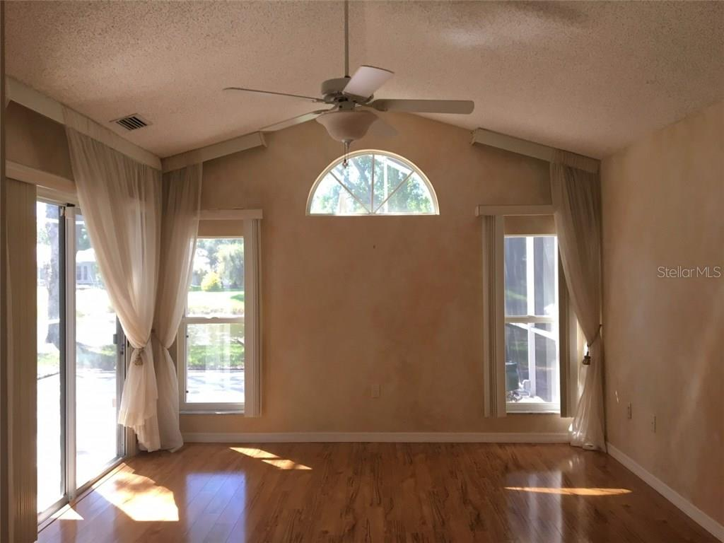 MASTER BEDROOM HAS VIEW OF THE LAKE - Single Family Home for sale at 1203 Harbor Town Way, Venice, FL 34292 - MLS Number is A4180060