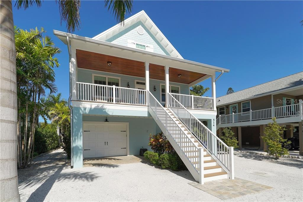 Single Family Home for sale at 514 Magnolia Ave, Anna Maria, FL 34216 - MLS Number is A4180444