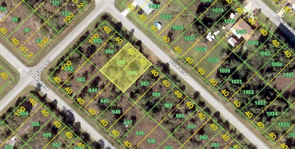 Vacant Land for sale at 11363 6th Ave, Punta Gorda, FL 33955 - MLS Number is A4180660
