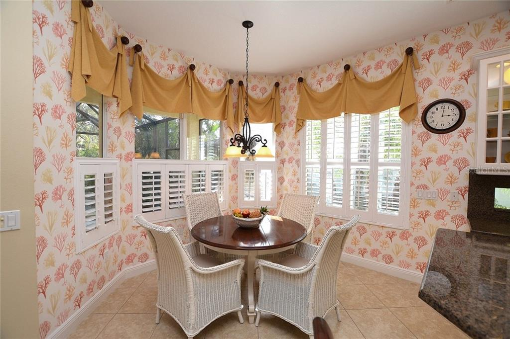 Breakfast - Single Family Home for sale at 12330 Thornhill Ct, Lakewood Ranch, FL 34202 - MLS Number is A4183351
