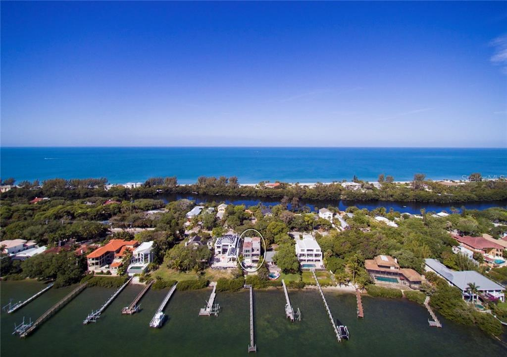 Sarasota Bay front home on Siesta Key. - Single Family Home for sale at 8319 Midnight Pass Rd, Sarasota, FL 34242 - MLS Number is A4184004