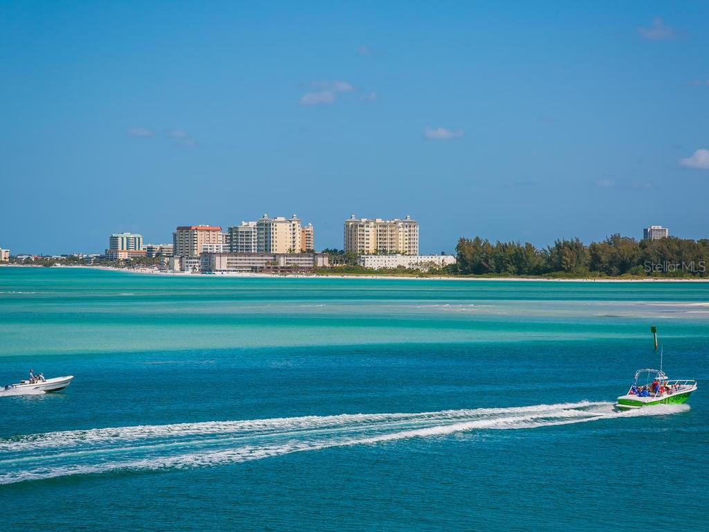View of Big Pass and Lido Key - Condo for sale at 4708 Ocean Blvd #e8, Sarasota, FL 34242 - MLS Number is A4184028