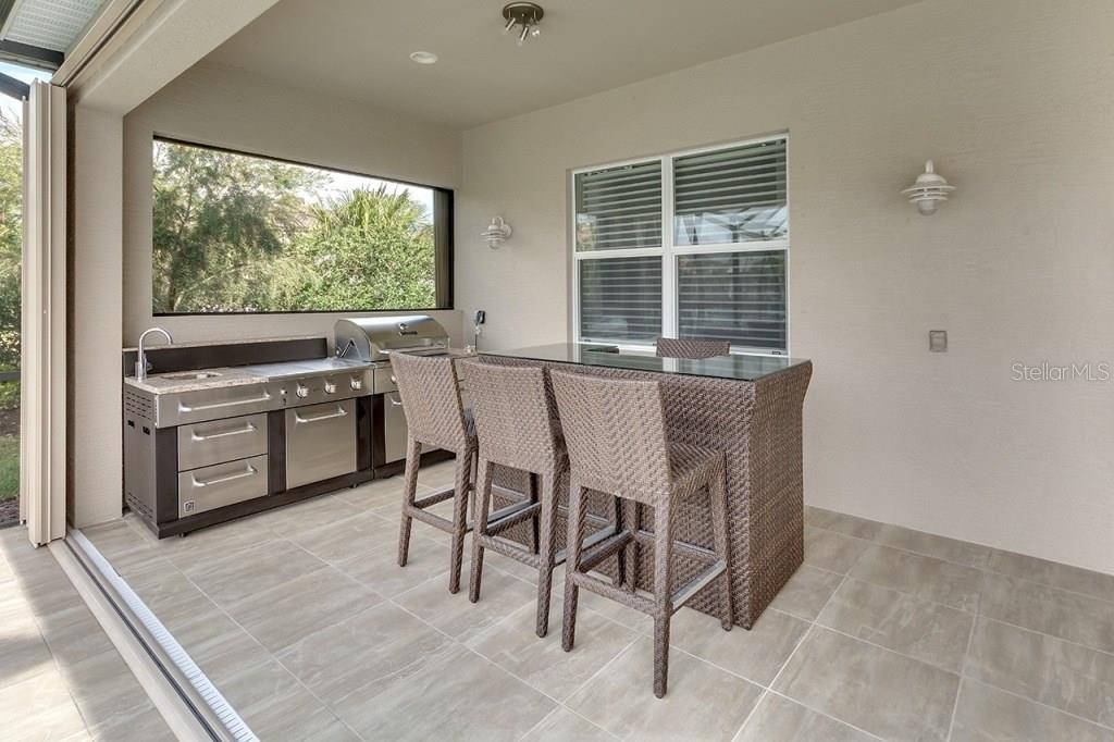 Summer Kitchen - Single Family Home for sale at 505 Mast Dr, Bradenton, FL 34208 - MLS Number is A4184659