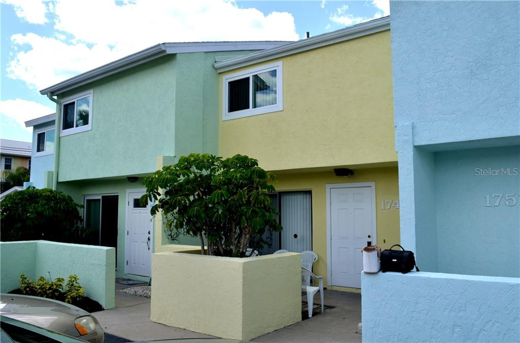 Condo View in front - Condo for sale at 1749 Dawn St S #303, Sarasota, FL 34231 - MLS Number is A4186116