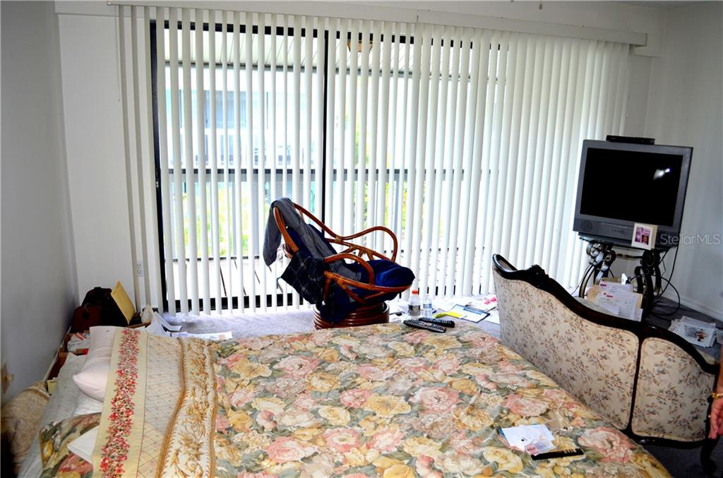 Master Bedroom on 2nd floor - Condo for sale at 1749 Dawn St S #303, Sarasota, FL 34231 - MLS Number is A4186116