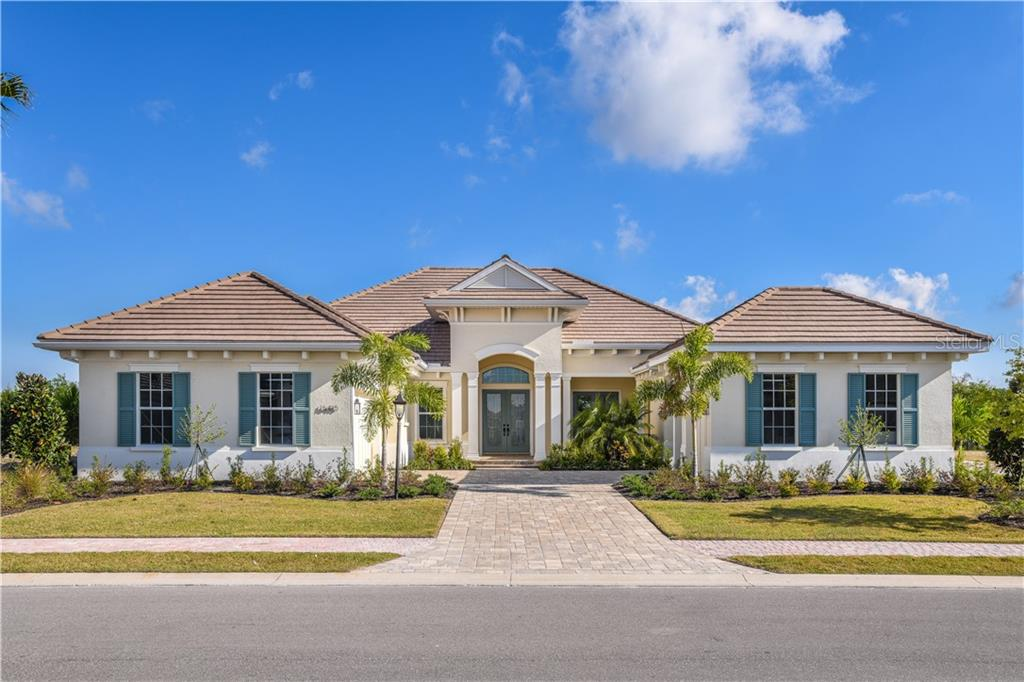 Single Family Home for sale at 16415 Kendleshire Ter, Bradenton, FL 34202 - MLS Number is A4186243