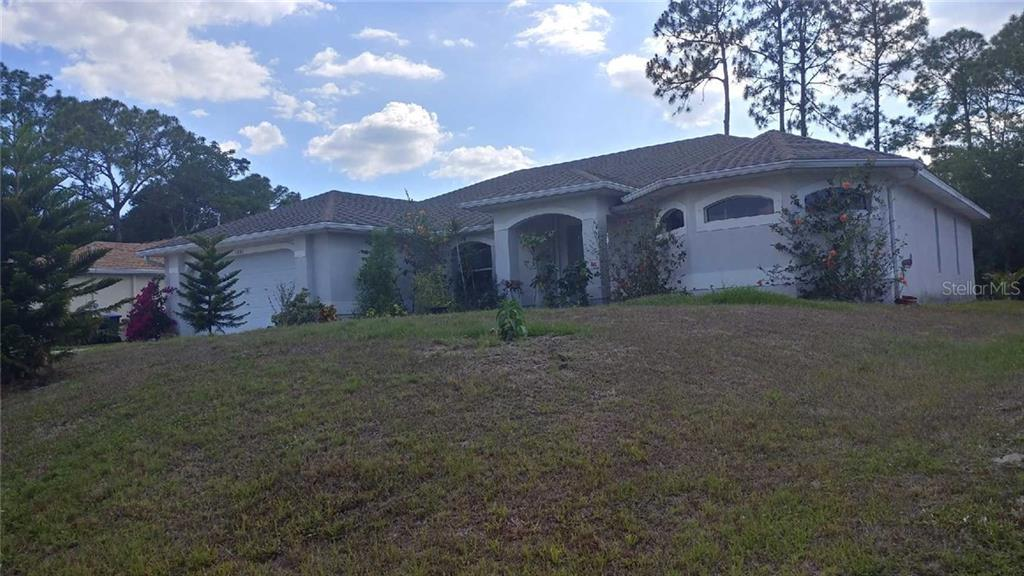 Single Family Home for sale at 1853 Guttenburg Rd, North Port, FL 34288 - MLS Number is A4186525