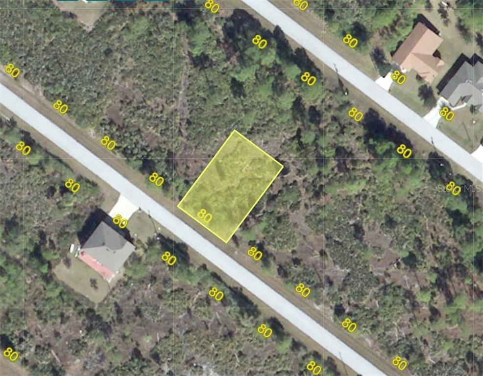 Vacant Land for sale at 14212 Barbarossa Ln, Port Charlotte, FL 33981 - MLS Number is A4187062