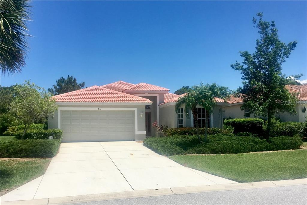 Single Family Home for sale at 831 Placid Lake Dr, Osprey, FL 34229 - MLS Number is A4187075