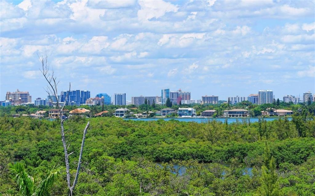 City and Lido Key nature trail preserve where you can enjoy kayaking and canoeing step from your residence. - Condo for sale at 1800 Benjamin Franklin Dr #b507, Sarasota, FL 34236 - MLS Number is A4188540