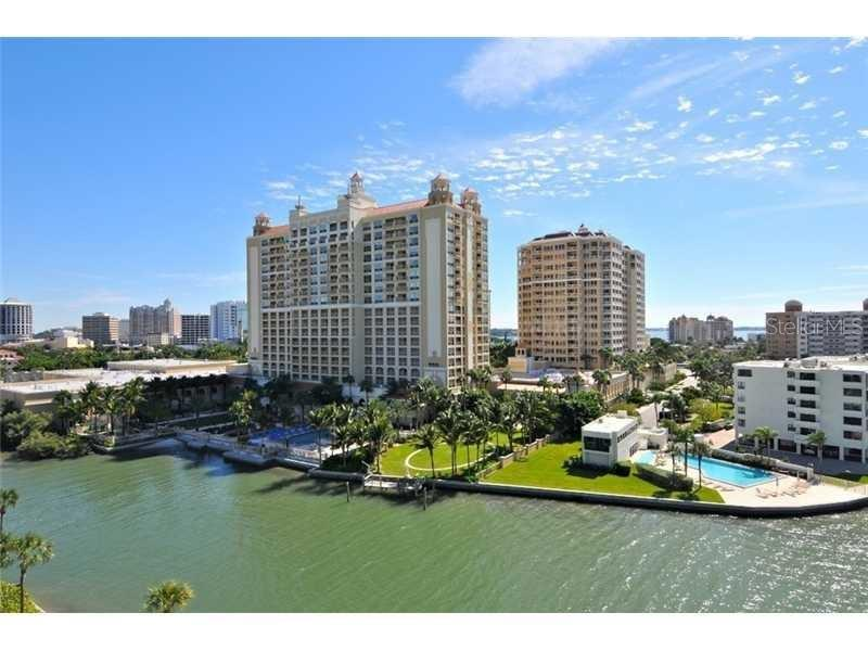 The Ritz Carlton residences are located in downtown Sarasota overlooking the Intercoastal and Sarasota Bay. - Condo for sale at 1111 Ritz Carlton Dr #1505, Sarasota, FL 34236 - MLS Number is A4188921