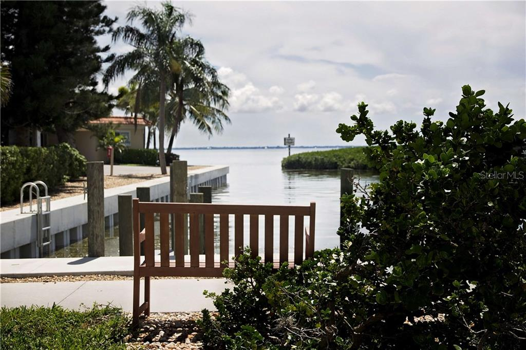 Boating, fishing, kayaking and more all on site - Condo for sale at 4500 Gulf Of Mexico Dr #206, Longboat Key, FL 34228 - MLS Number is A4188962