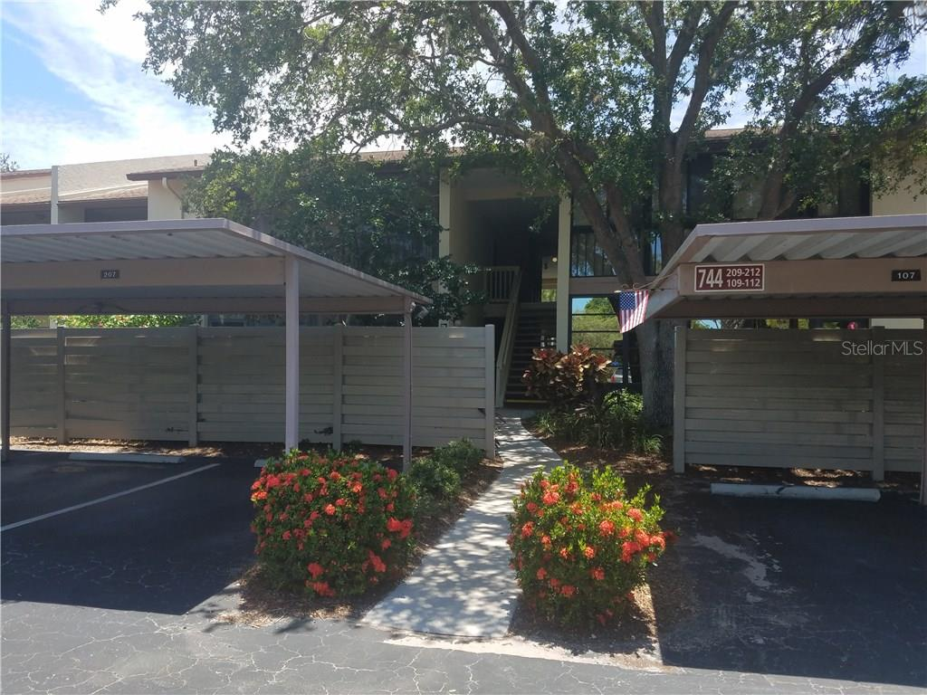 Condo for sale at 744 White Pine Tree Rd #209, Venice, FL 34285 - MLS Number is A4189014