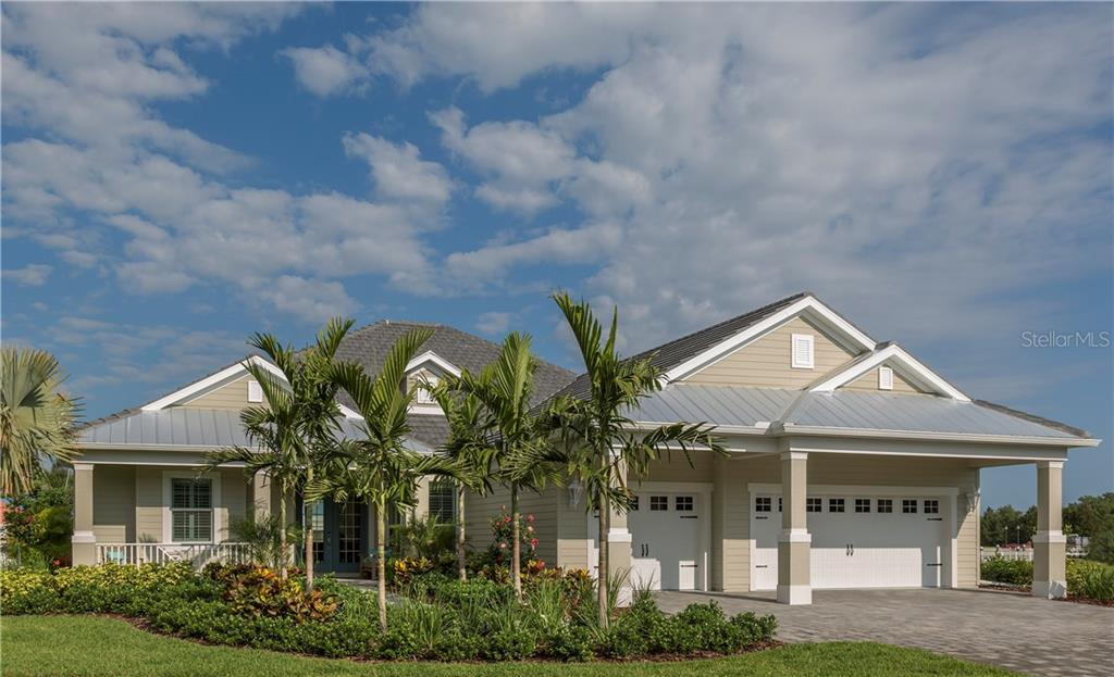 Single Family Home for sale at 544 Regatta Way, Bradenton, FL 34208 - MLS Number is A4191413
