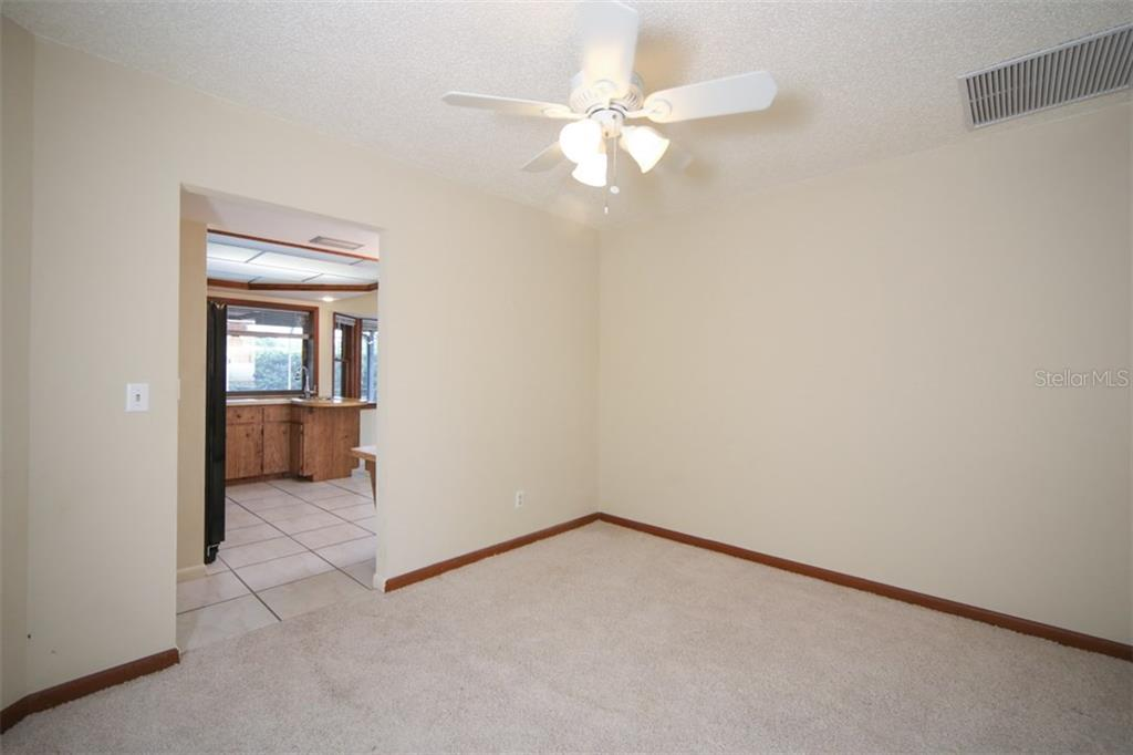 Formal Dining Room - Single Family Home for sale at 1602 54th St W, Bradenton, FL 34209 - MLS Number is A4191877