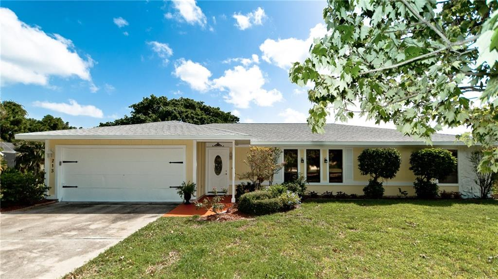 Single Family Home for sale at 213 74th St Nw, Bradenton, FL 34209 - MLS Number is A4193509
