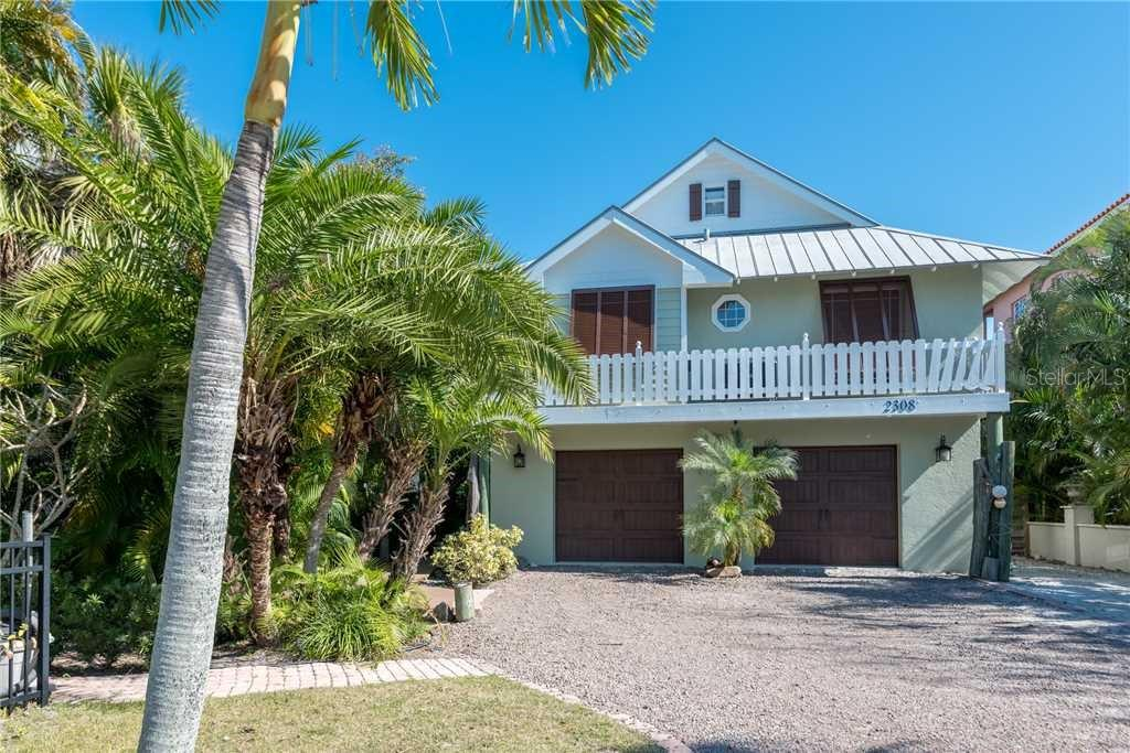 Single Family Home for sale at 2308 Canasta Dr, Bradenton Beach, FL 34217 - MLS Number is A4193511