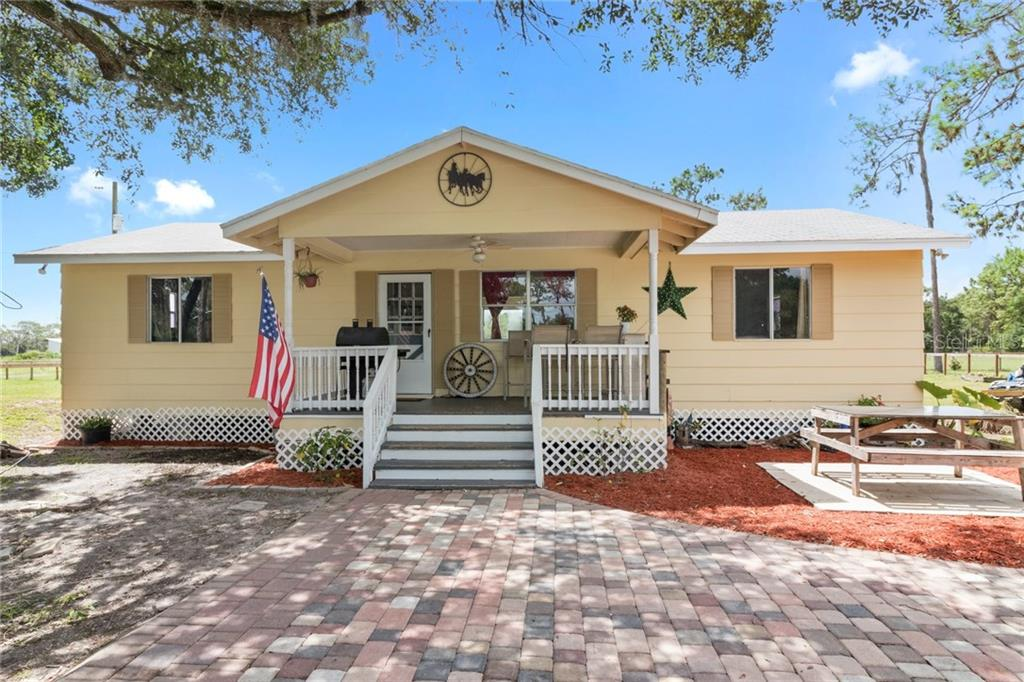 Single Family Home for sale at 8219 Verna Bethany Rd, Myakka City, FL 34251 - MLS Number is A4195404