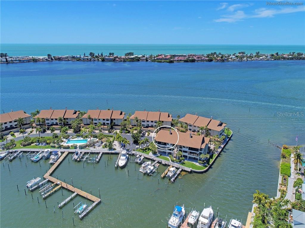 Quick access to the Gulf of Mexico via the ICW - Condo for sale at 4106 Marina Ct #622, Cortez, FL 34215 - MLS Number is A4195845