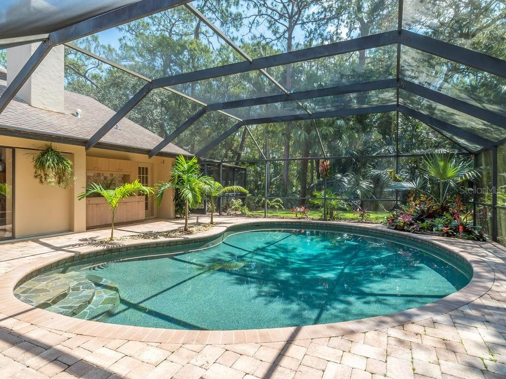 Entryway - Single Family Home for sale at 7520 Weeping Willow Dr, Sarasota, FL 34241 - MLS Number is A4196497