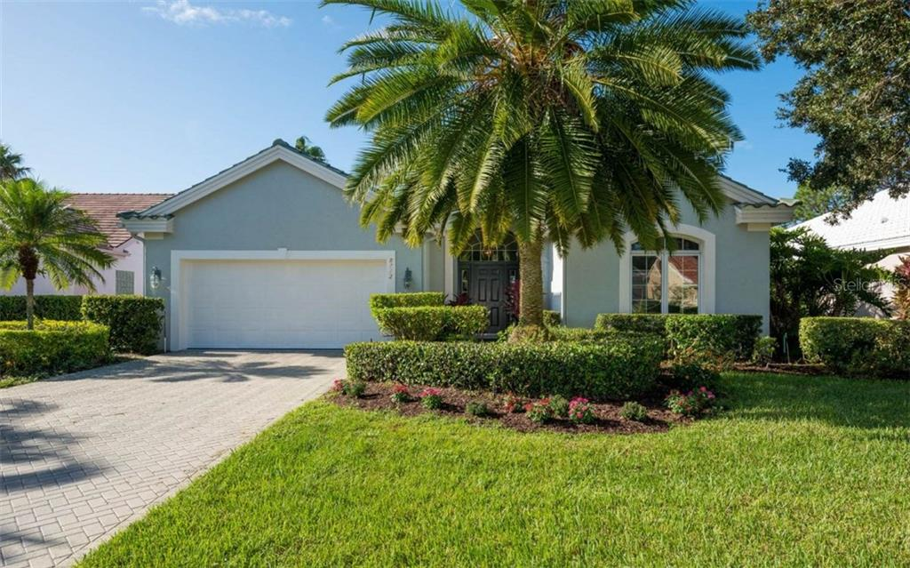 Front - Single Family Home for sale at 8712 54th Ave E, Bradenton, FL 34211 - MLS Number is A4196623