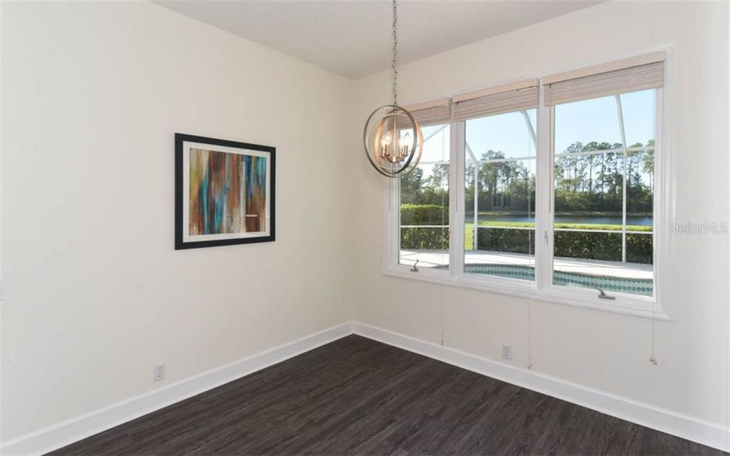 breakfast nook - Single Family Home for sale at 8712 54th Ave E, Bradenton, FL 34211 - MLS Number is A4196623