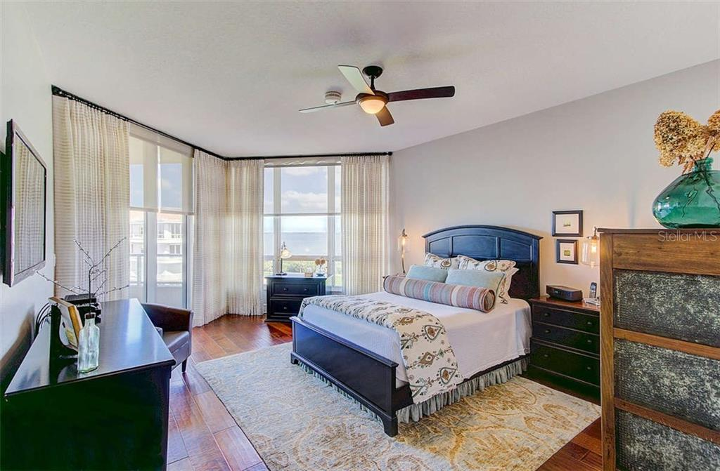 Master Bedroom - Condo for sale at 3060 Grand Bay Blvd #142, Longboat Key, FL 34228 - MLS Number is A4199568