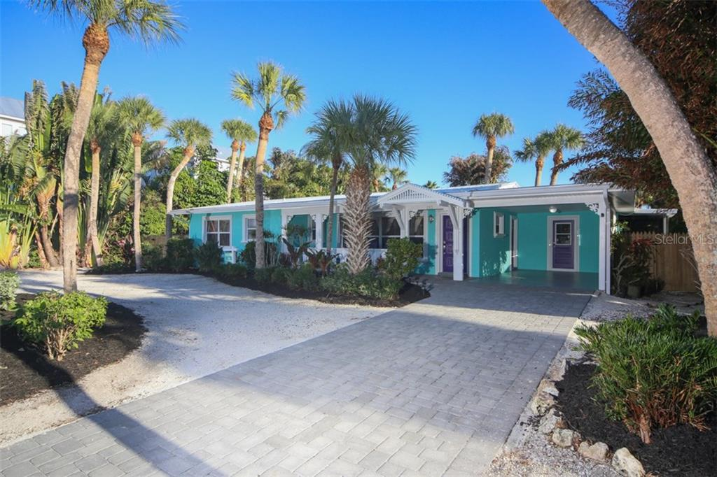Completely updated in 2017 - Single Family Home for sale at 213 70th St, Holmes Beach, FL 34217 - MLS Number is A4202171