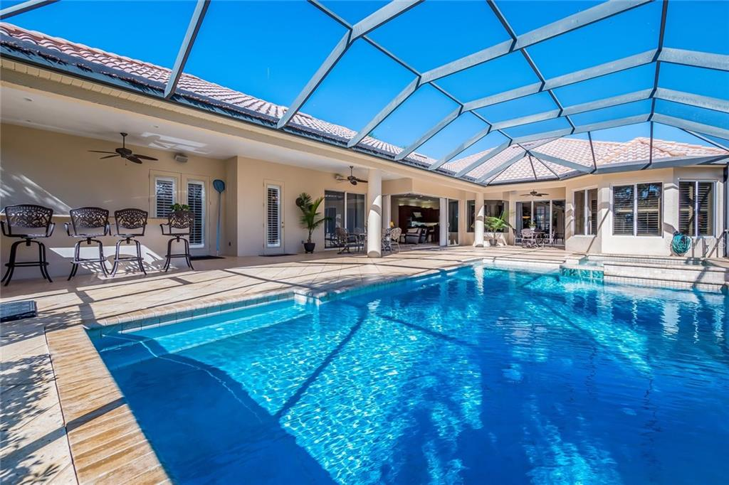 Single Family Home for sale at 8824 Enclave Ct, Sarasota, FL 34238 - MLS Number is A4202443
