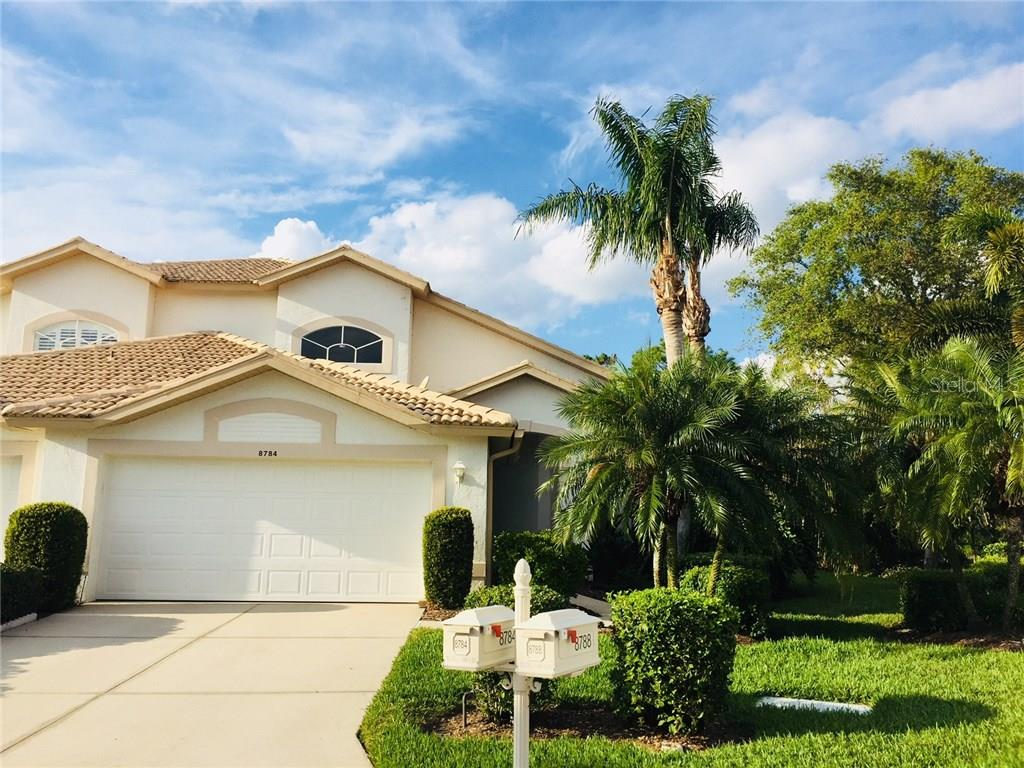 Villa for sale at 8784 Pebble Creek Ln, Sarasota, FL 34238 - MLS Number is A4203160