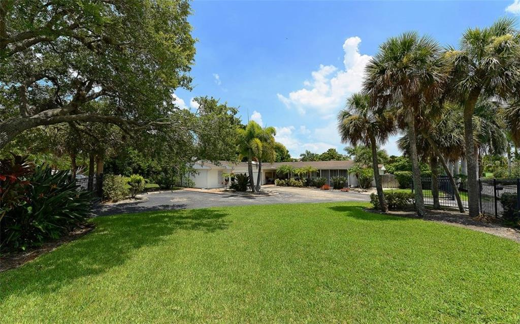 201 Survey - Single Family Home for sale at 201 Morningside Dr, Sarasota, FL 34236 - MLS Number is A4203193