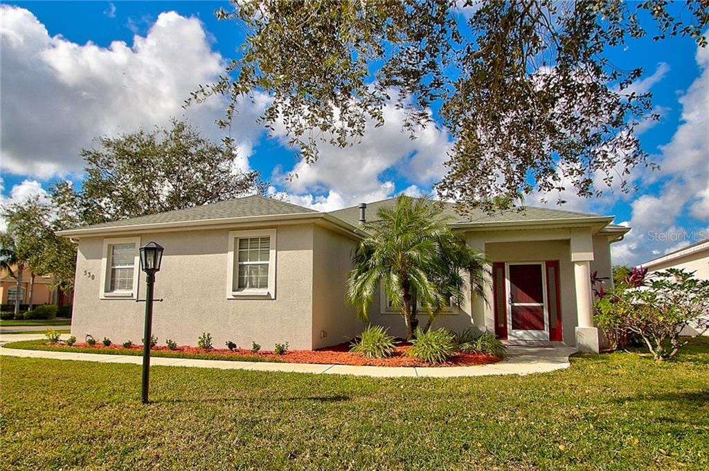 Welcome home to your corner of Greenfield Plantation! - Single Family Home for sale at 530 Hunter Ln, Bradenton, FL 34212 - MLS Number is A4203433