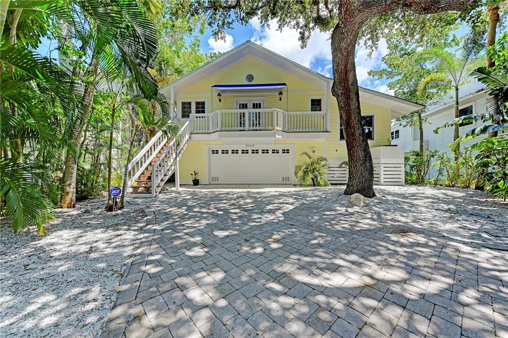 Boundary Survey - Single Family Home for sale at 5169 Oxford Dr, Sarasota, FL 34242 - MLS Number is A4203626