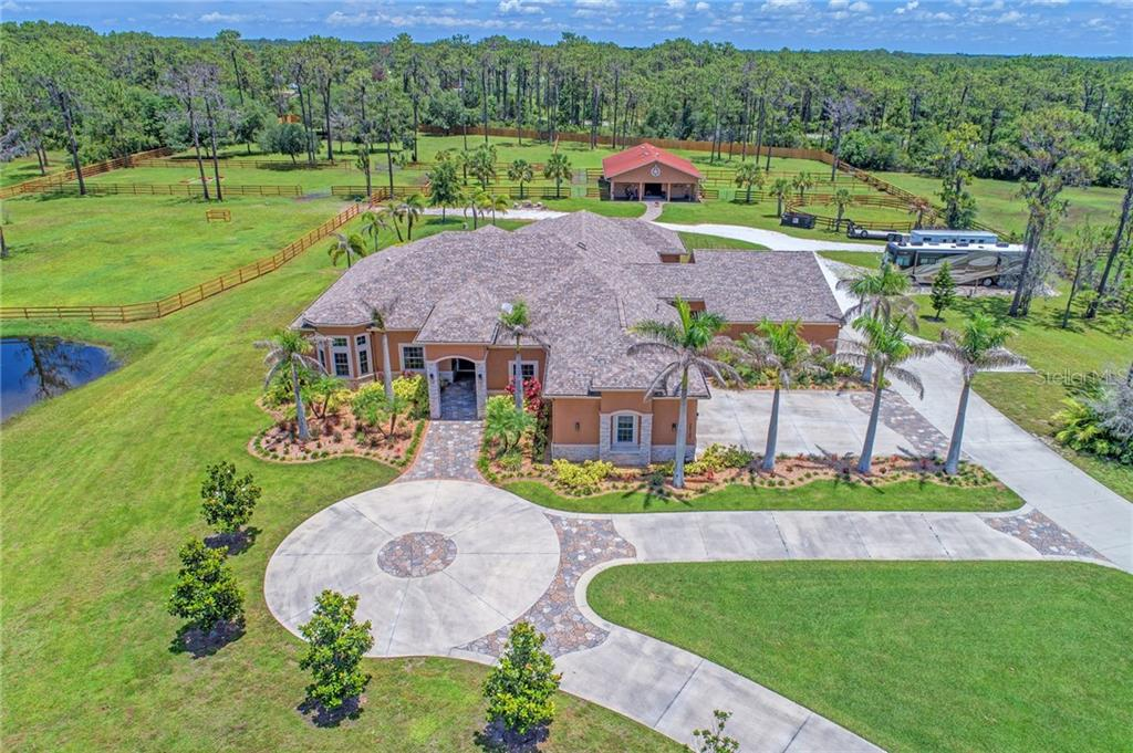 New Supplement - Single Family Home for sale at 24705 S 83rd Ave E, Myakka City, FL 34251 - MLS Number is A4203693